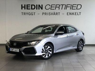 begagnad Honda Civic 1,0 COMFORT 129HK *V-HJUL*