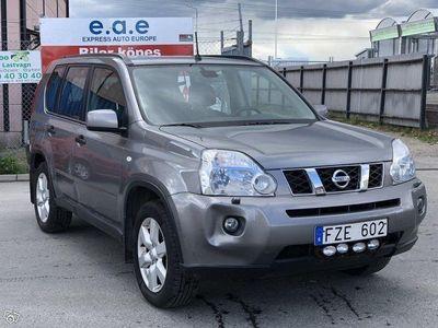 brugt Nissan X-Trail 2.5 4x4 AUTO 6000MIL 1-ÄG 0%RÄ -07