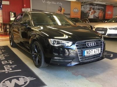 begagnad Audi A3 2,0TDI | Firar 20 år i Huddinge 2016, Halvkombi 184 900 kr