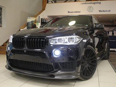begagnad BMW X6 M HAMANN UNIK Sv-Såld HEMLEVERANS
