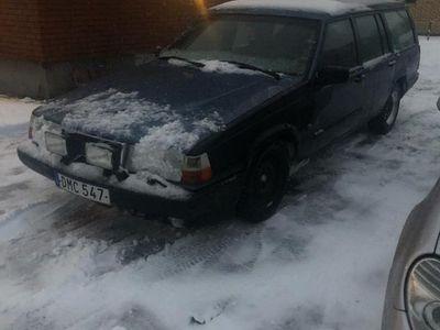 begagnad Volvo 945 turbo