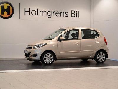 begagnad Hyundai i10 1.1 M5 Premium
