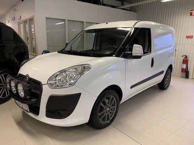 begagnad Fiat Doblò 1.3 MJ 90hk L1 S+Vhjul Xtraljus 5600mil