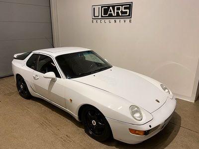 begagnad Porsche 968 3.0 / 240HK / Targa / Manuell