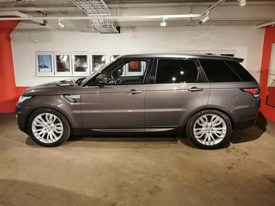 begagnad Land Rover Range Rover Sport 3.0 TDV6 4WD Automat HSE Euro 6 258hk