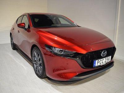 begagnad Mazda 3 SKY 2.0 122hk MildHybrid