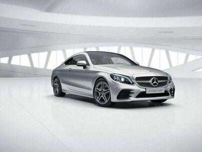 begagnad Mercedes C200 Coupé