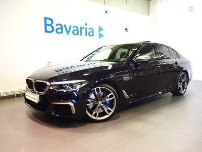 begagnad BMW M550 i xDrive Sedan Ultimate Edition 530hk