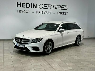 begagnad Mercedes E300 - BenzT PLUG - IN 9G - Tronic,Amg / Värmare 306hk, 2019