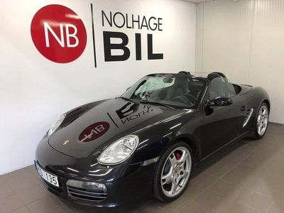 begagnad Porsche Boxster S 280hk Sports Chrono