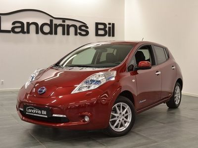 gebraucht Nissan Leaf 24 kWh Single Speed 109hk