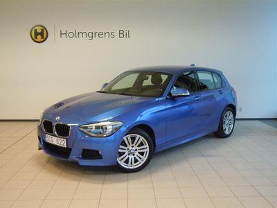 begagnad BMW 116 i 5d M Sport En Ägare