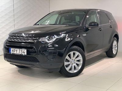 begagnad Land Rover Discovery Sport TD4 150 hk S / Dra
