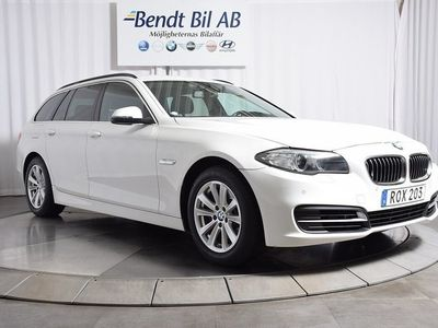begagnad BMW 520 d xDrive Touring Aut / 1 ägare