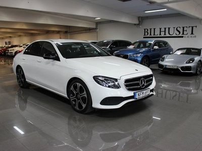begagnad Mercedes E220 9G-Tronic *Night Package*