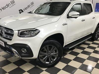 begagnad Mercedes 350 X BenzX d Power Edition 4-Matic 2018, Transportbil 549 875 kr