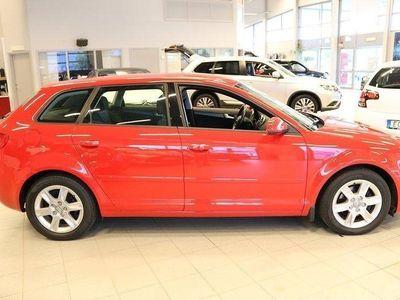 begagnad Audi A3 Sportback 1.4 TFSI S Tronic 125hk Att