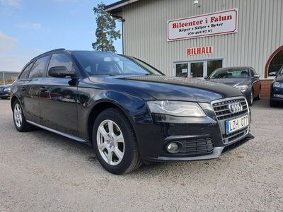 begagnad Audi A4 2.7 TDI V6 DPF/Auto/190hk/0:-KONT