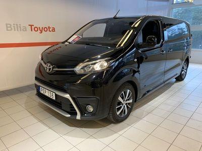 begagnad Toyota Proace 2,0 180HK PROFESSIONAL 2 DÖRR