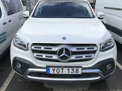 begagnad Mercedes X250 250 D PROGRESSIVE EDITION 4MATIC