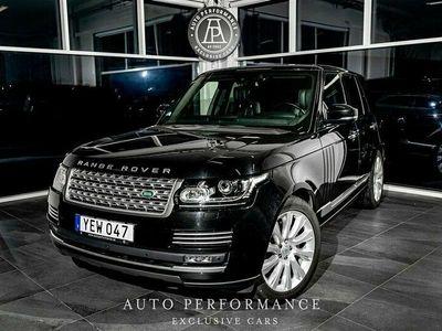 begagnad Land Rover Range Rover SDV8 / Autobiography / Fri hemleverans /