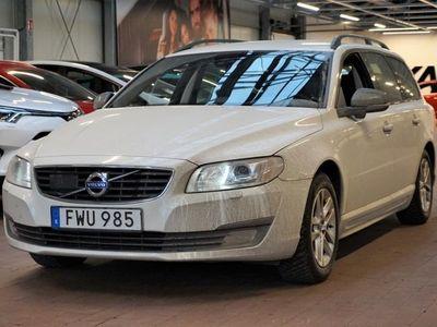 begagnad Volvo V70 D4 Sport Driver Support Drag Skinn (181hk)