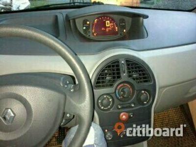 begagnad Renault Modus 1,4 med garanti.