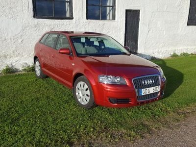 begagnad Audi A3 1.8 TFSI -08