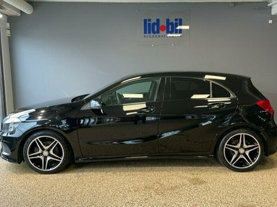 begagnad Mercedes A180 AMG Sport Night Package