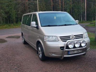 begagnad VW Caravelle 2.5 Tdi -07