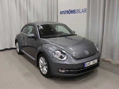 begagnad VW Beetle The1.2 TSI Comfort 105hk V