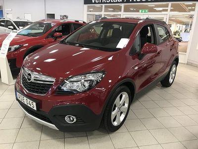 begagnad Opel Mokka 1,4 Turbo Premium-Paket Automat