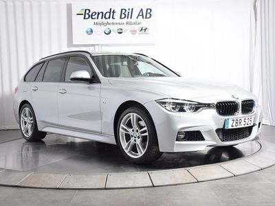brugt BMW 320 i xDrive Touring M-Sport/ Connected