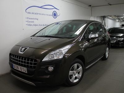 gebraucht Peugeot 3008 VTI 1.6 120HK Premium-Panoramatak