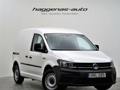begagnad VW Caddy 2.0 TDI BlueMotion / EU6 / Drag