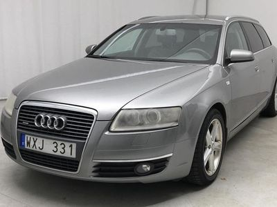 begagnad Audi A6 3.2 FSI Avant quattro