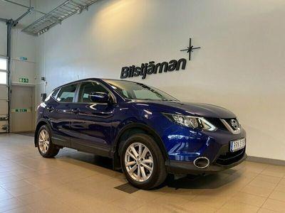 begagnad Nissan Qashqai 1.5 dCi 110hk, Drag, backka,v-hjul, låg skatt