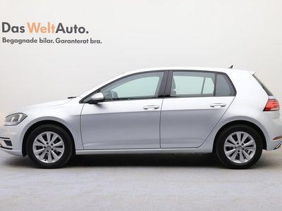 begagnad VW Golf TSI115 MAN Halvkombi