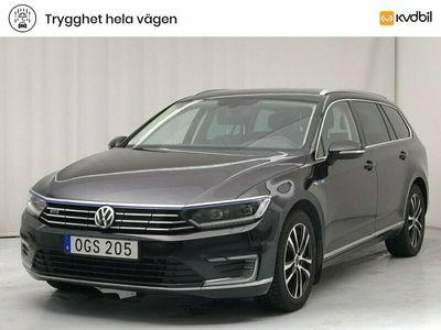 begagnad VW Passat Variant GTE 1.4 Plug-in-Hybrid Sportscombi (218hk)