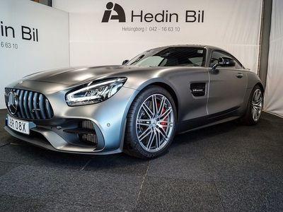 begagnad Mercedes AMG GT Benz C Coupé Demobil 2019, Sportkupé 1 652 900 kr