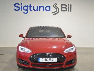 begagnad Tesla Model S P85D 85 kWh AWD Single Speed 511hk