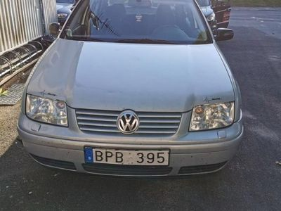 begagnad VW Bora Comfortline, Basis