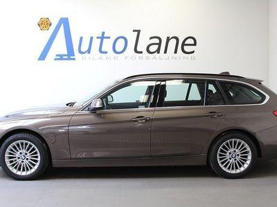 begagnad BMW 320 D xDrive Luxury Line XTRA 2014, Kombi 194 900 kr