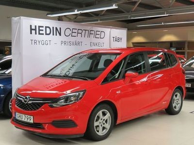 begagnad Opel Zafira ZafiraENJOY 5 DÖRRAR 1.4 TURBO ECOTEC 140HK (AT6)