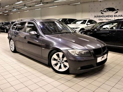 begagnad BMW 325 i KOMBi AUTO SKINN 218HK SPORTSTOLAR