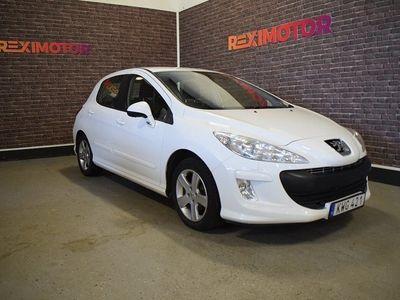 begagnad Peugeot 308 5-dörrar 1.6 HDi FAP Ny Besiktad