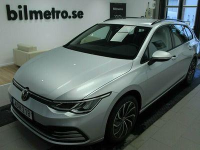 begagnad VW Golf e-TSI 130 DSG Drag/Värmare