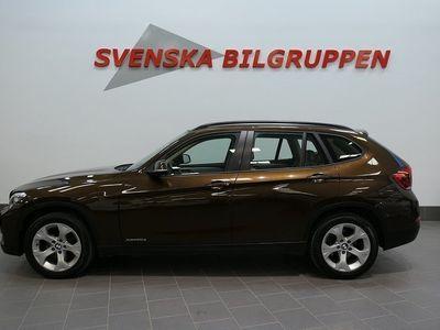 usata BMW X1 xDrive20d 6-Vxl Skinn Xenon LM S+V-Hjul