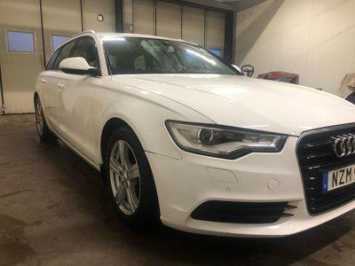 begagnad Audi A6