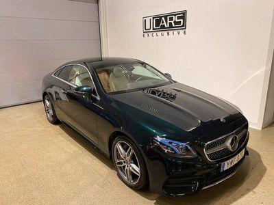 begagnad Mercedes E400 4MATIC AMG-Paket / 333hk